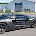 Lamborghini Murcielago opvolger Jota