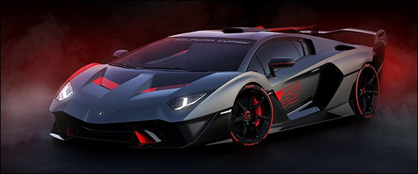 Officieel: Lamborghini SC18 Alston one-off (2018)