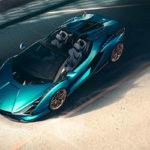 Officieel: Lamborghini Sian Roadster (2020)