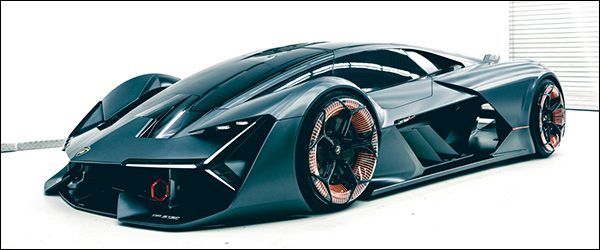 Officieel: Lamborghini Terzo Millennio Concept (2017)