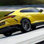 Officieel: Lamborghini Urus SUV (2018)