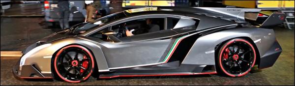 Lamborghini Veneno Sound