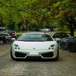 Gespot: Enkele Lamborghini's trekken er op uit