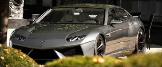Lamborghini Estoque Gespot Duitsland