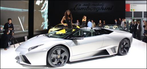 Lamborghini Reventon Roadster Concept