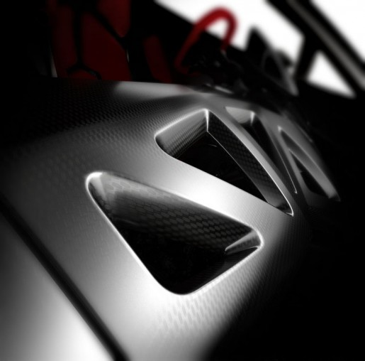 Lamborghini teaser autosalon Parijs 2010
