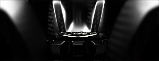 Lamborghini Teaser 4 Parijs