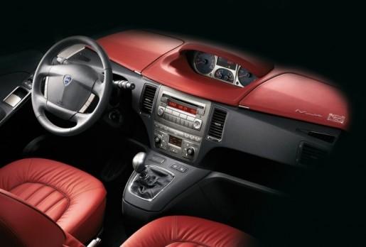 Lancia Musa 2010 Interieur