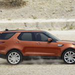 Officieel: Land Rover Discovery (2016)