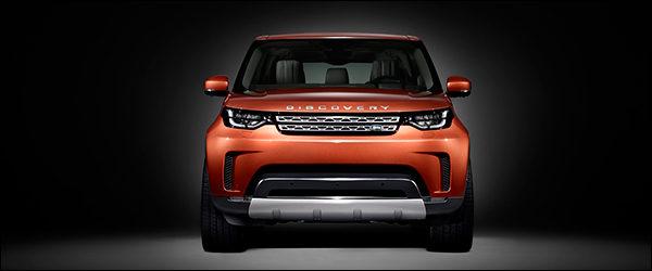 Dit is de nieuwe Land Rover Discovery (2016)!