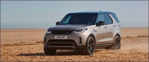 Officieel: Land Rover Discovery facelift (2020)