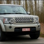Rijtest Land Rover Discovery