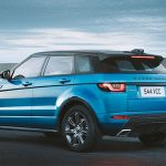 Officieel: Land Rover Evoque Landmark special edition (2017)