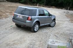 Land Rover Freelander test