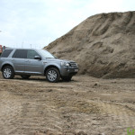 Land Rover Freelander test