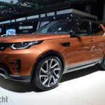Land Rover Range Rover Autosalon van Brussel 2017 01