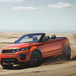 Officieel: Range Rover Evoque Convertible