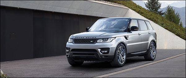 Range Rover Sport MY17 update komt met viercilinder!