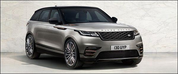 Officieel: Land Rover Range Rover Velar SUV (2017)