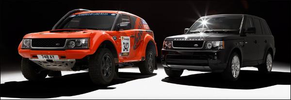 Land Rover Bowler 2012