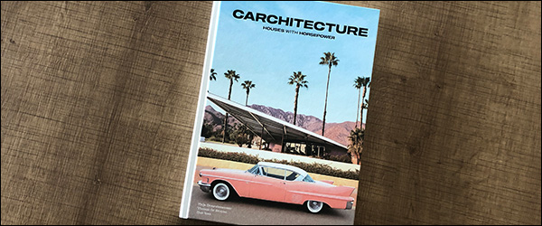 Leestip: Carchitecture - Houses with horsepower Lannoo (2020)
