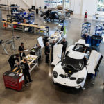 Leveringen Ford GT gaan van start!