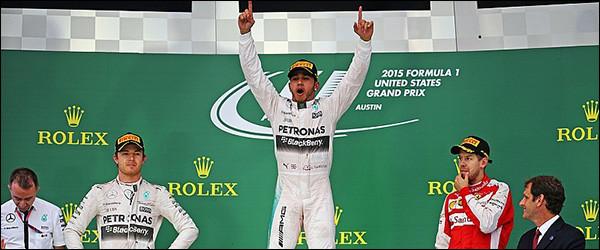 Lewis Hamilton kroont zich tot wereldkampioen F1