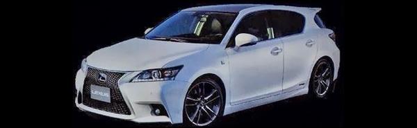 Lexus CT-200h 2014