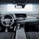 Officieel: Lexus ES ES300h Berline (2018)