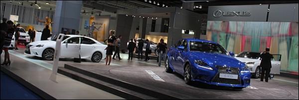 Lexus - Frankfurt 2013