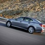 Lexus GS 250 450h 2012