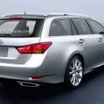 Lexus GS Break