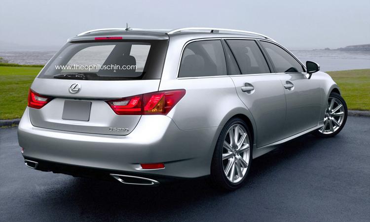 Lexus Gs Wagon >> Lexus GS Break: waarom niet? | GroenLicht.be