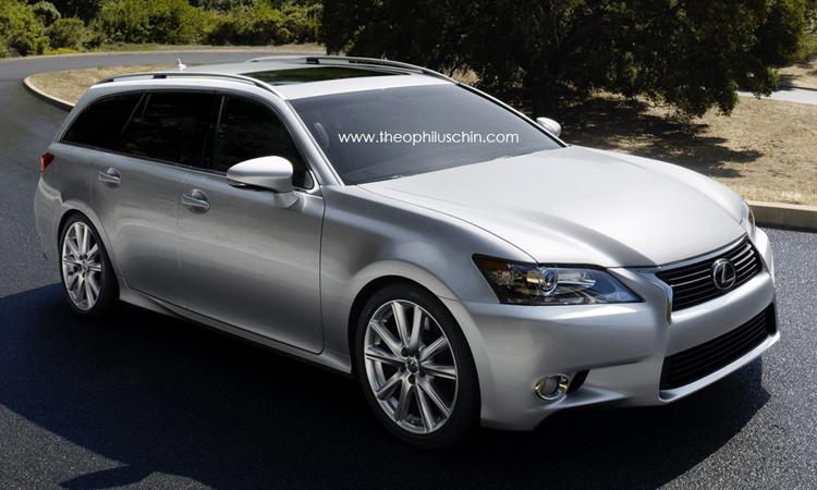 Lexus GS Break: waarom niet? | GroenLicht.be