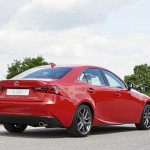 Officieel: Lexus IS200t benzinemotor