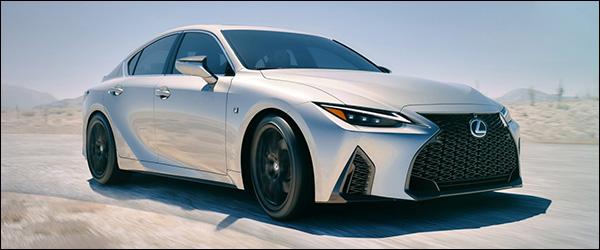Officieel: Lexus IS (2020)