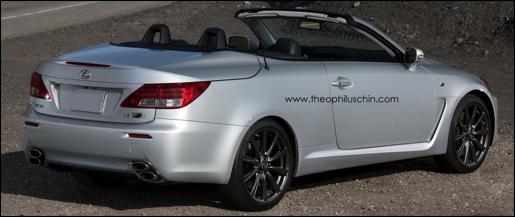 Lexus IS-FC