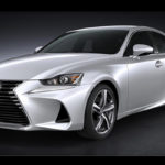 Officieel: Lexus IS facelift (2016)
