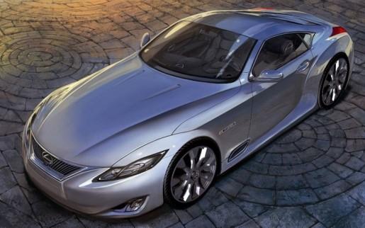 Lexus LC600h