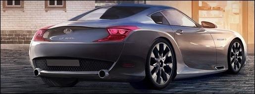 Lexus Coupé