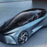 Officieel: Lexus LF-30 Electrified Concept (2019)