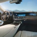 Officieel: Lexus LS (2017)