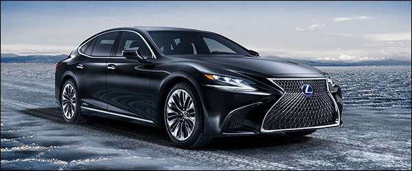 Krijgt de Lexus LS opnieuw een V8?