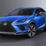 Officieel: Lexus NX facelift (2017)