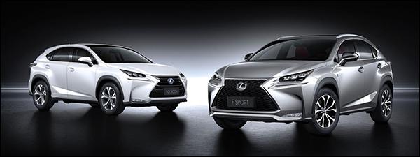 Officieel: Lexus NX