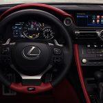 Officieel: Lexus RC F facelift (2019)