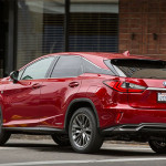 Officieel: Lexus RX450h 2015