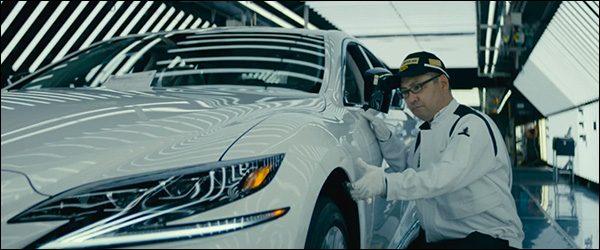 Video: Lexus maakt 60.000 uur durende documentaire omtrent Japans vakmanschap