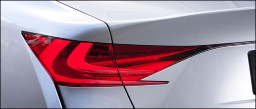 Lexus LF-Gh Teaser
