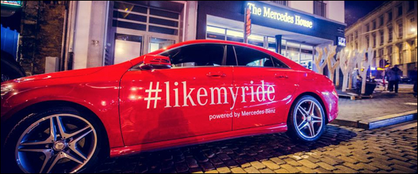#LikeMyRide zit erop - aftermovie - Hannes Coudenys